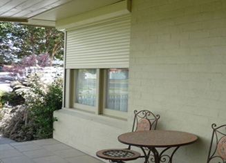 Roller Shutters Security and Protection