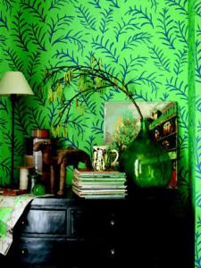 Sanderson wallpaper - Bright and beautiful